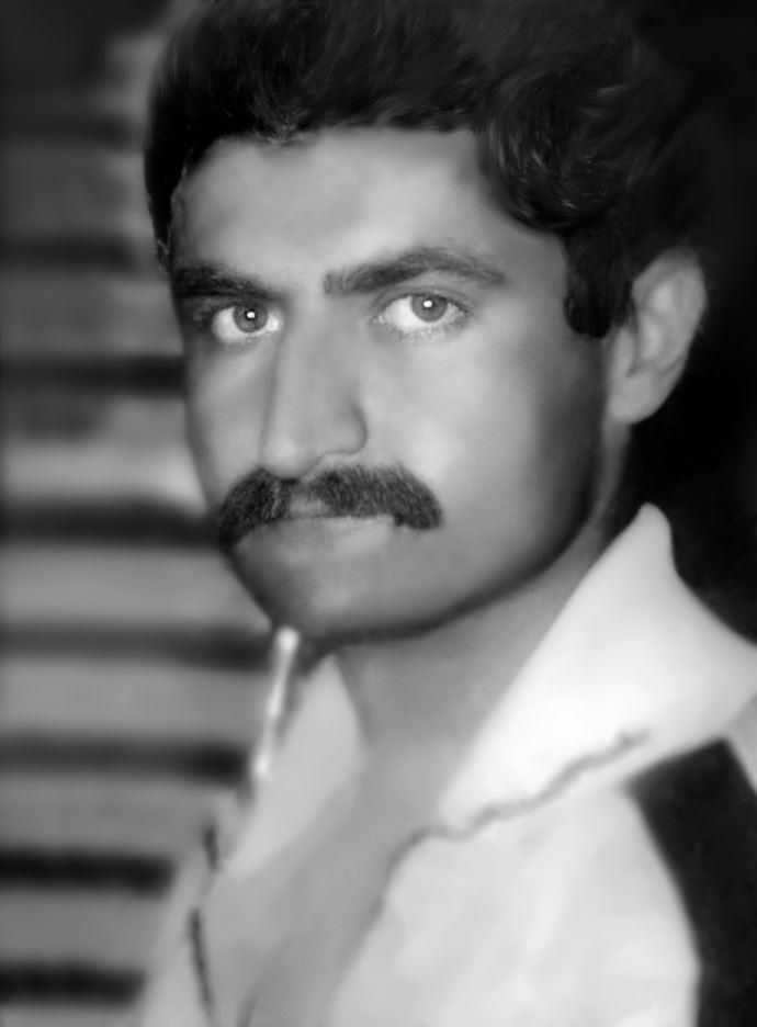 -مجاهد شهید ایرج کیوانی هفشجانی