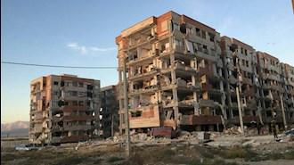 کیفیت مسکن مهر در مقابله با زلزله