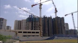وعدههای توخالی آخوند رئیسی برای ساخت یک میلیون مسکن در سال