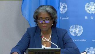 لیندا توماس گرینفیلد؛ نماینده آمریکا در سازمان ملل