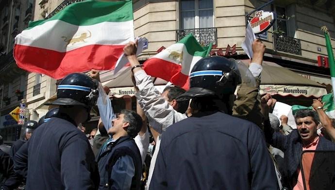 اعتراض علیه کودتای ۱۷ ژوئن