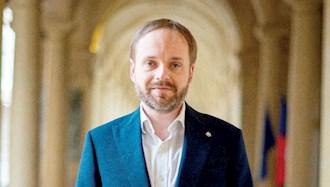 یاکوب کولهانک وزیر امور خارجه چک