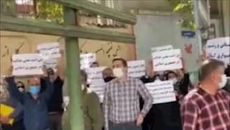 تجمع اعتراضی مالباختگان پروژهٔ خانهسازی کیانمهر کرج