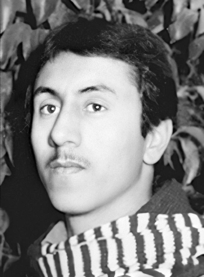 -مجاهد شهید جمال محمدنژاد