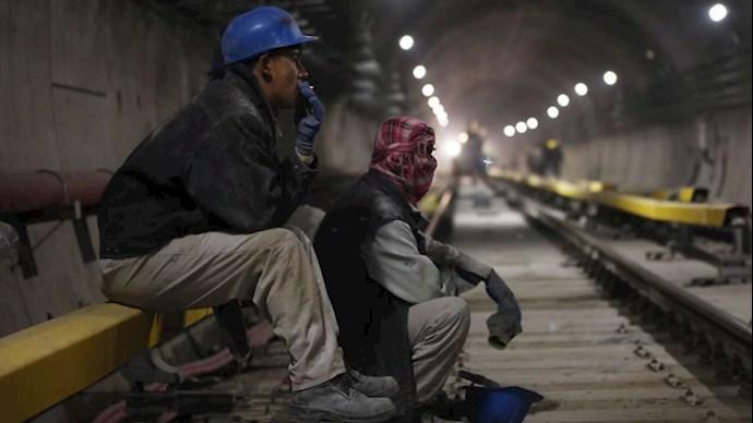 فقر کارگران ایرانی