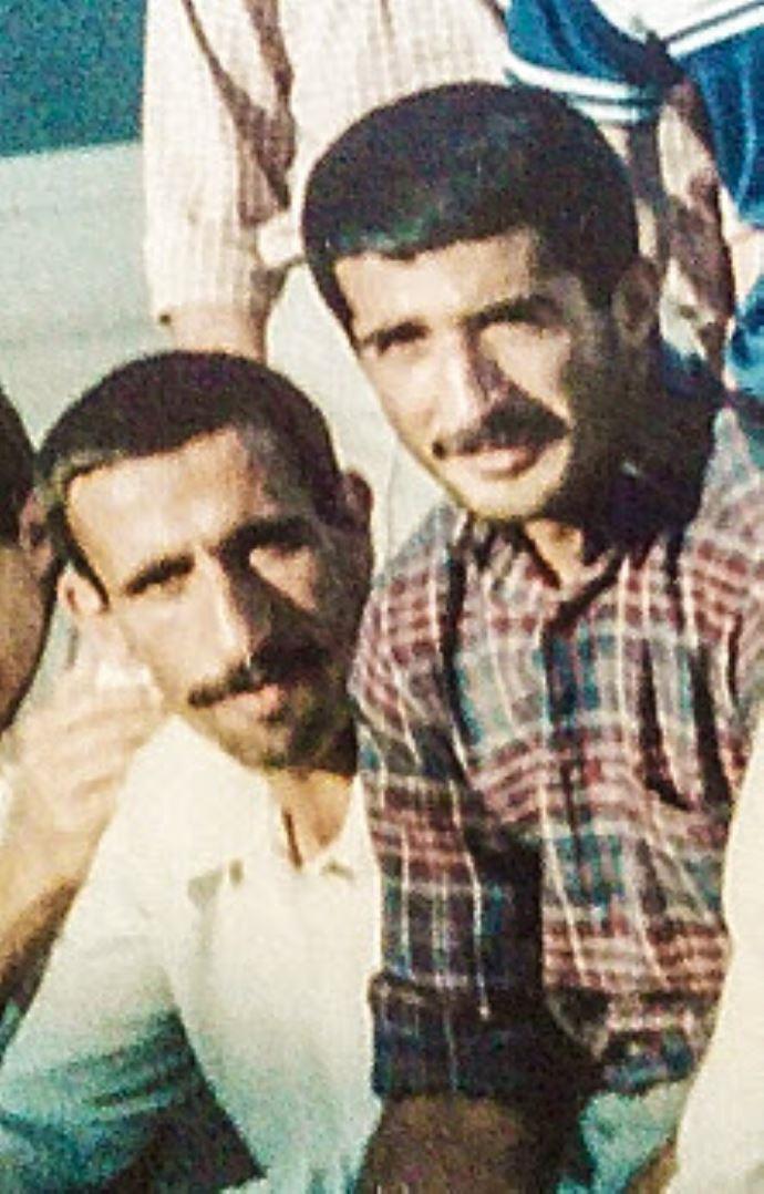 محمود هوشی و کریم قائمی از شهدای قتلعام ۶۷