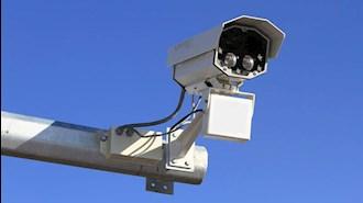 دوربین های نظارتی آژانس