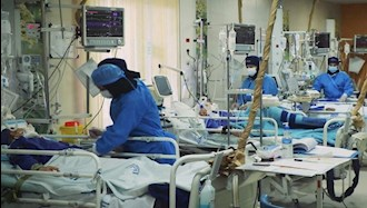 بخش ای سی یو بیمارستانها مملو از بیماران کرونایی است