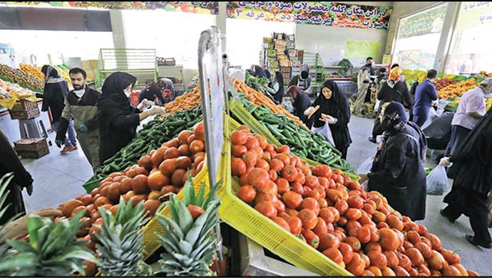 گران شدن میوه