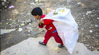 افزایش کودکان زباله گرد در سطح شهر