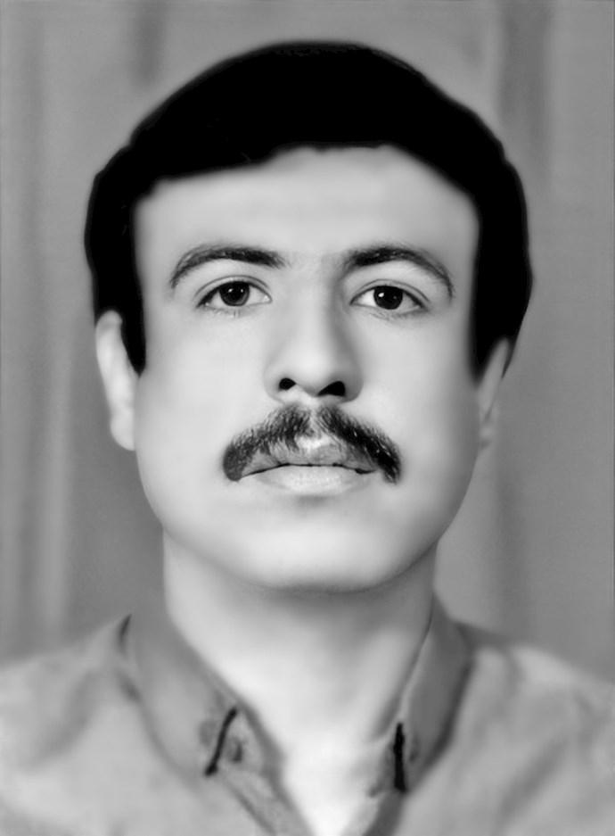 مجاهد شهید احمد احمدیان مقدس