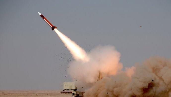 شلیک موشک بالستیک حوثیها - عکس از آرشیو