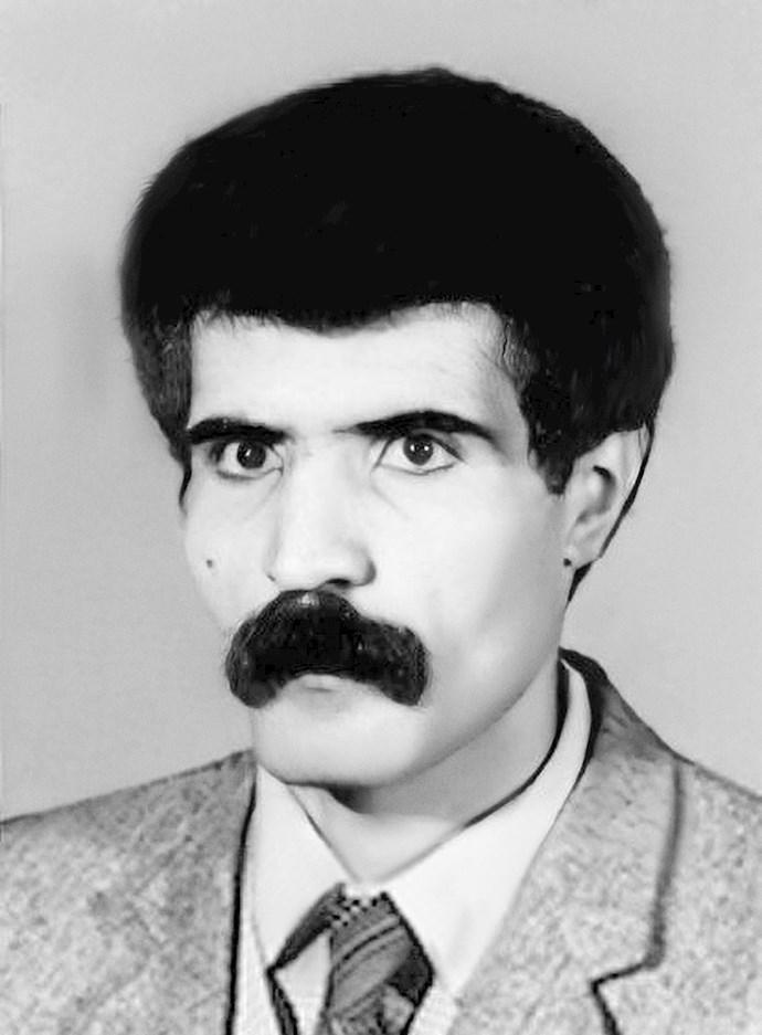 -مجاهد شهید محمود جعفرزاده مرندی