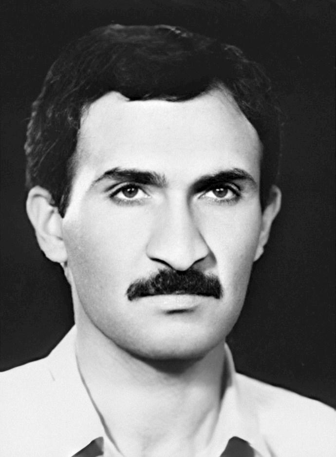 -مجاهد شهید محمدابراهیم دانایی