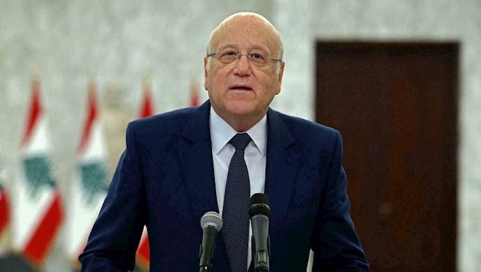 نجیب میقانی نخست وزیر لبنان