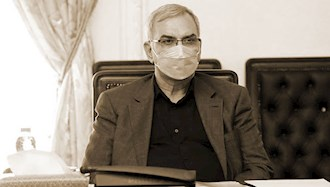 بهرام عیناللهی وزیر بهداشت  رژیم
