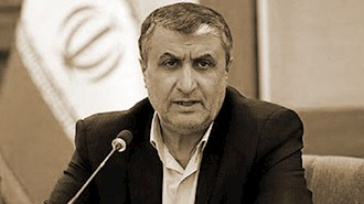 اسلامی بهعنوان رئیس سازمان انرژی اتمی