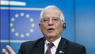 جوزپ بورل مسئول سیاست خارجی اتحادیه اروپا