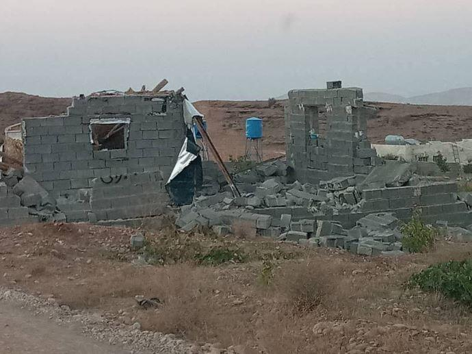 تخریب خانههای مردم در شیراز توسط رژیم - 1