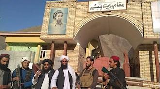 تصویری از  نیروهای طالبان در  پنجشیر