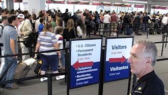 آزاد شدن ورود مسافران به آمریکا به شرط واکسیناسیون کامل