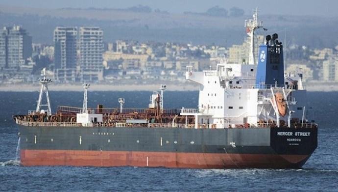 کشتی سوخت رژیم ایران برای لبنان - آرشیو