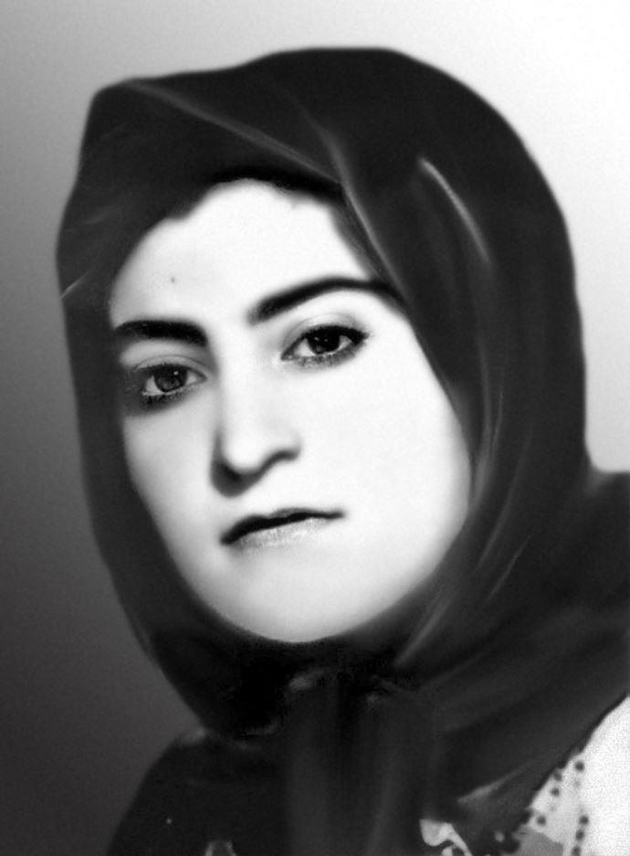 -مجاهد شهید مهری (فرنگیس) محمدرحیمی