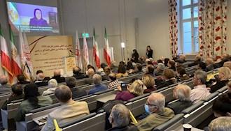 اجلاس بینالمللی شاهدان نقش رئیسی در قتلعام زندانیان سیاسی