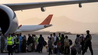 از سرگیری پروازها از فرودگاه کابل