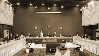 هیئت دولت آخوند رئیسی جلاد - عکس از آرشیو